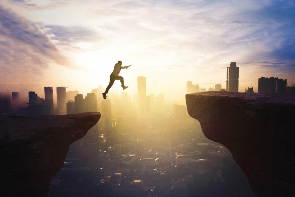 Mut und Visionen zur Businesstransformation - Markus Hotz
